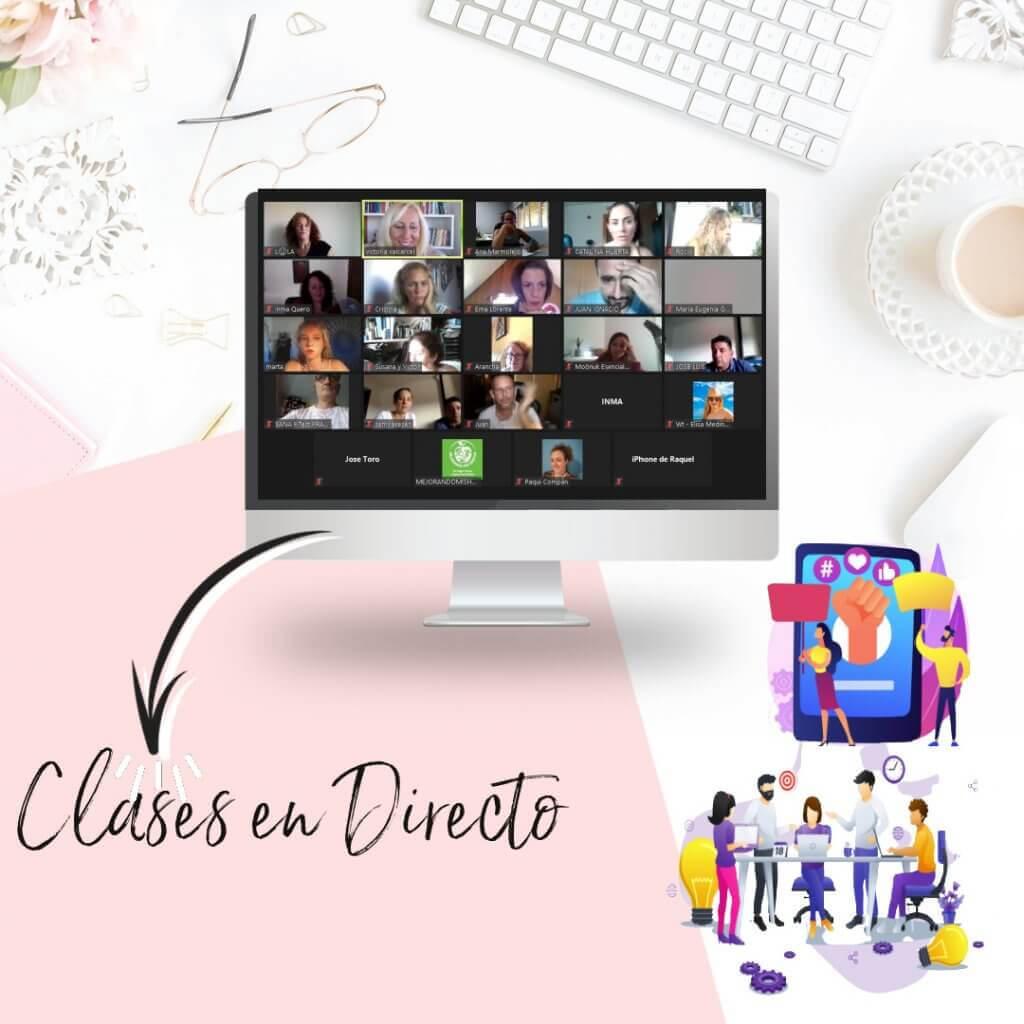 CLASES EN DIRECTO